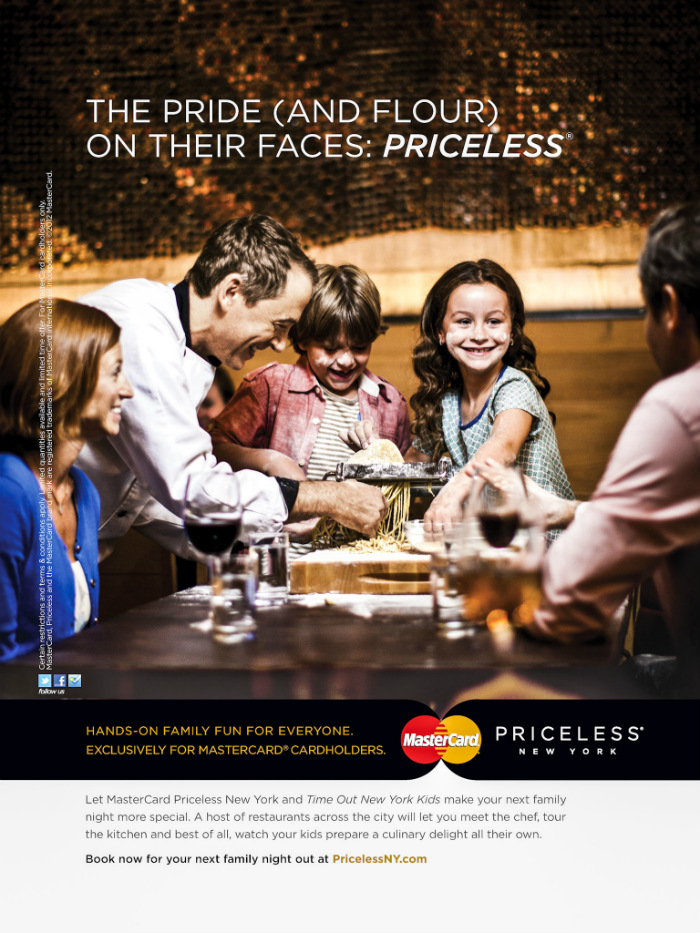 MasterCard's Priceless Campaign